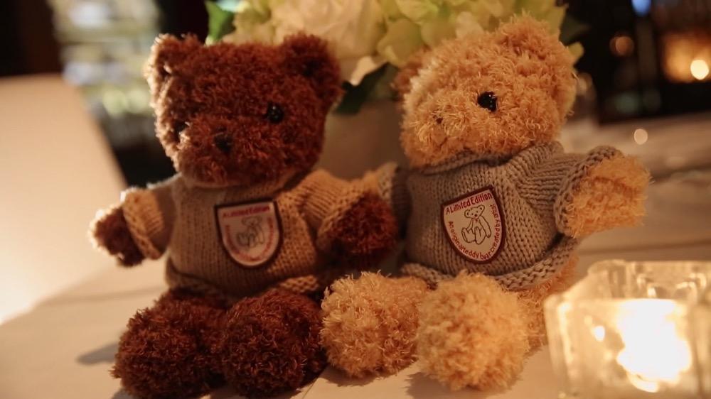 小熊情話求婚