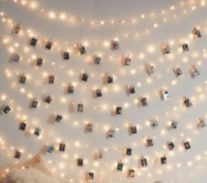 求婚職人 - 銅絲線燈